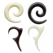 Bone & Horn Expanders New Collection <b>($1.52 Each)</b>