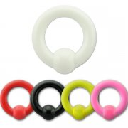 UV Acrylic Ball Closure Ring BCR <B>($0.39 Each)</B>