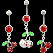 The Sexy Cherry Navel Collection <B>($0.99 Each)</B>