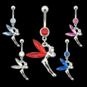 Fancy Fairy Navel Rings <b>($0.99 Each)</b>