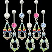 Bikini Navel Rings <B>($0.99 Each)</b>